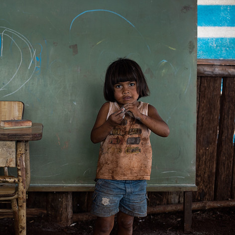 Comunidad Andres Guazurari, Misiones