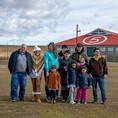 Pioneros Fueguinos, Estancia Sara, Tierra del Fuego