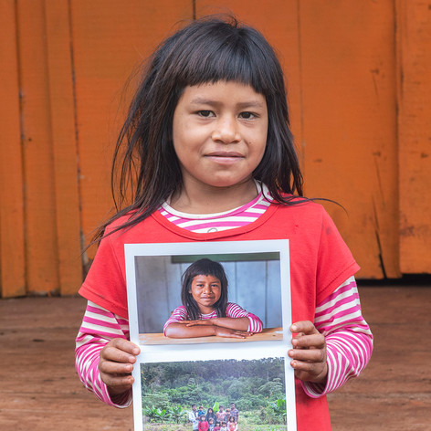 Comunidad Kokué Poty, Misiones