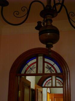 Porta vitral