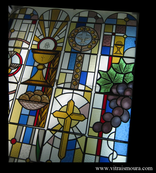 vitral religioso