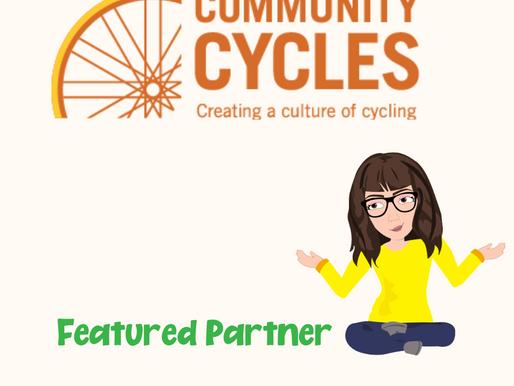 Sue Prant -  Community Cycles a Non-Profit Bike Shop