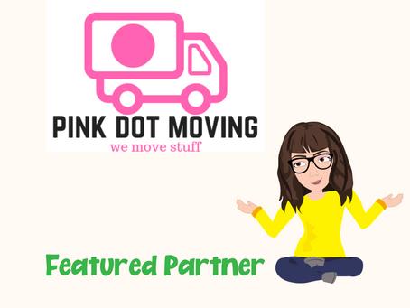 Morgan Metcalf -  Pink Dot Moving