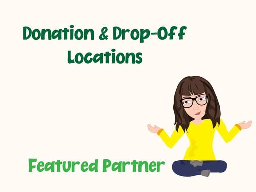 Donation/Drop-off Locations