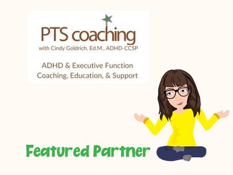 Cindy Goldrich - PTS Coaching, LLC