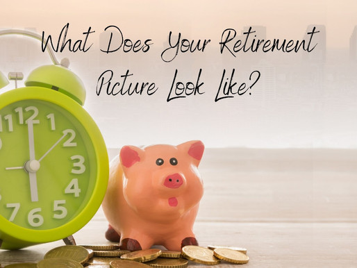 #WhatsOnYourMindWednesday...What Does Your Retirement Picture Look Like?