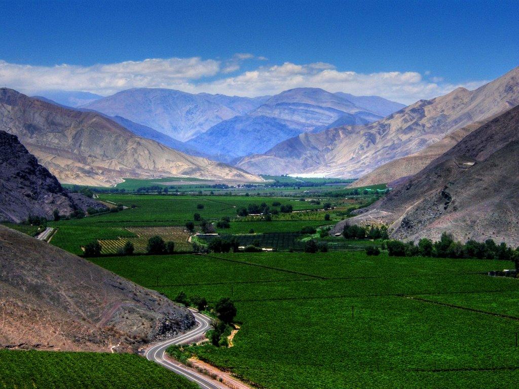 Valle Tierra Amarilla