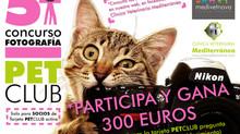 5º CONCURSO de FOTOGRAFÍA PETclub