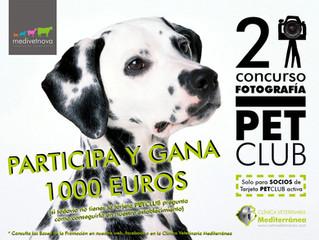 2º Concurso de Fotografía PETCLUB