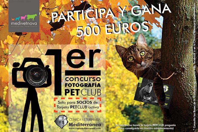 1º CONCURSO DE FOTOGRAFÍA PETCLUB