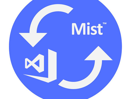 Roundtrips between Mist and Visual Studio
