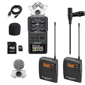 Zoom H6 Recorder kit