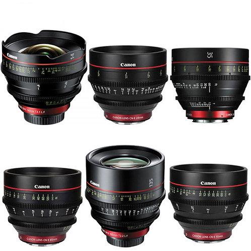 Canon CNE Prime Kit