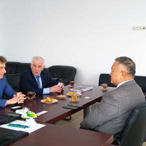 Рабочее совещание с руководством МОО ЕАГО и АО Приборный завод ТЕНЗОР