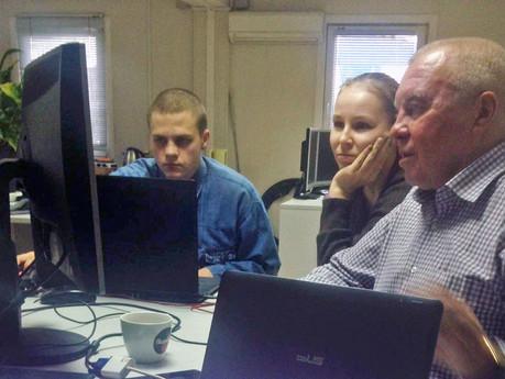 Повышение квалификации инженеров-интерпретаторов для работы в Средней Азии