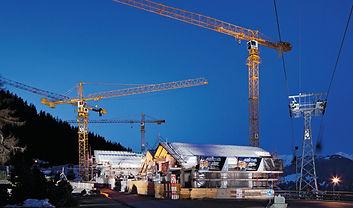 Ciel électricité SA | Référence Les Trois-Rocs Verbier | Lausanne Suisse