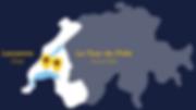 Ciel électricité SA | Bureaux à Lausanne, Morges et La-Tour-de-Peilz | Suisse