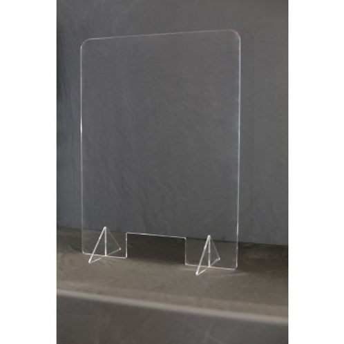 "Écran protecteur en acrylique 1/4""(Prix selon format)"