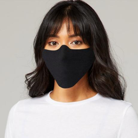 Masque en tissu léger noir (Prix selon quantité)
