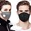 Thumbnail: Masque réutilisable à filtration active PM2.5 (NON-MÉDICAL)