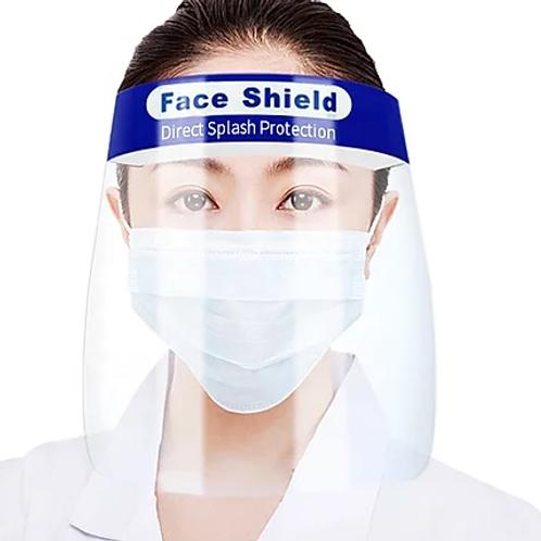 Visière de protection faciale - Boîte de 10