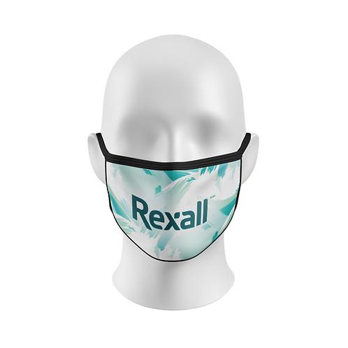 Masques sublimés réutilisables 2 épaisseurs (Prix selon quantité)