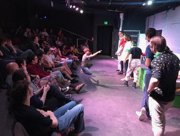 Hosting 1st Annual Colorado Springs Improv Jam