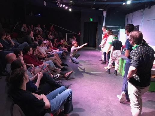 First Annual Colorado Springs Improv Jam