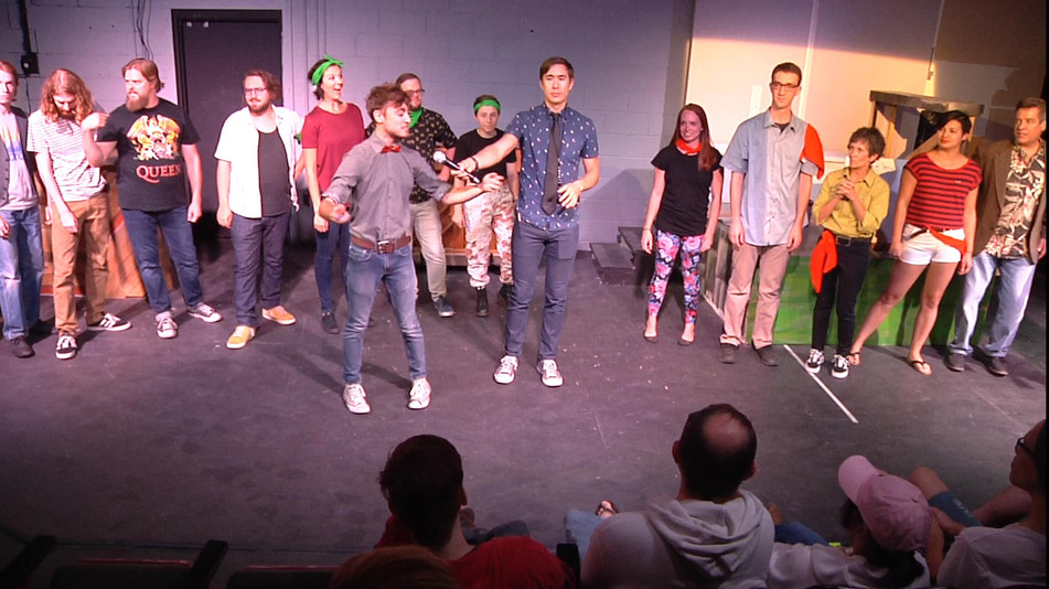 First Annual Colorado Springs Improv Jam
