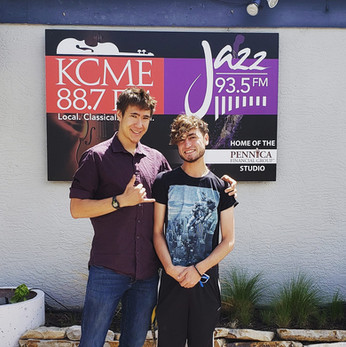 KCME Radio Interview
