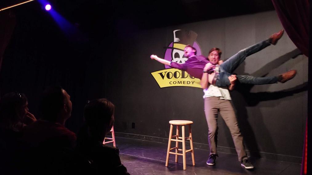 Voodoo Comedy