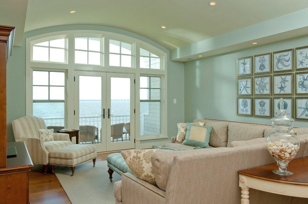blue green walls, baby blue walls, pastel green walls, beachy living room, beach themed decor, coastal colors, natural colors, caribbean interior design