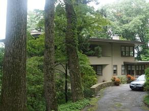 Frank Lloyd Wright house inspires a new design