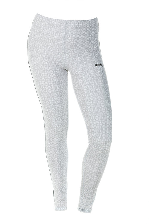 DSG Outerwear: D-Tech Base Layer Pant - Black or White Snowflake