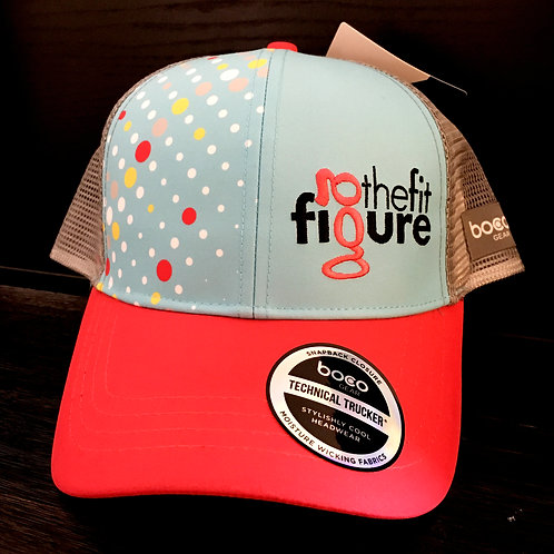 FF Boco Technical Trucker Hat