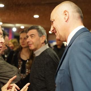 Jossi GEvir, Botschafter Weiss, Micky.JP