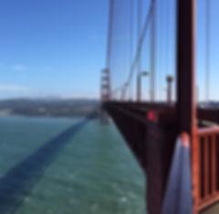 San Francisco by Gilles visite privée Golden Gate Bridge Bay