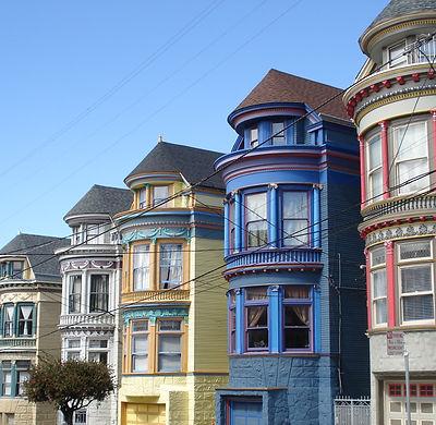 San Francisco by Gilles guide privé francais maisions victoriennes janis joplin jimi hendrix