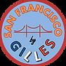 San Francisco by Gilles visite guidée à pied en français logo