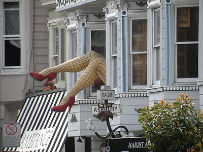 San Francisco by Gilles guide privé français haight ashbury 50 anniversaire du Summer of Love Hippy hippie