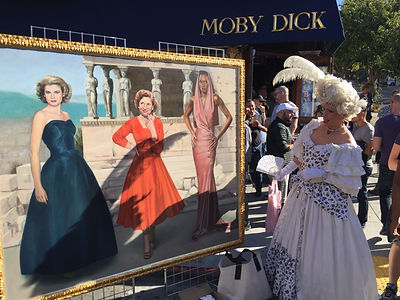 San Francisco by Gilles visite privée castro moby dick gay homo lesbienne glbt lgbt
