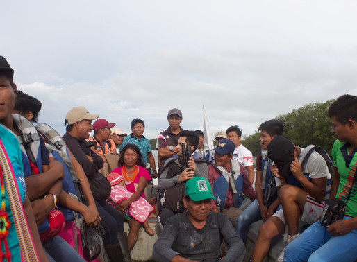 No Guarantees for the Indigenous Community of Pichima Quebrada