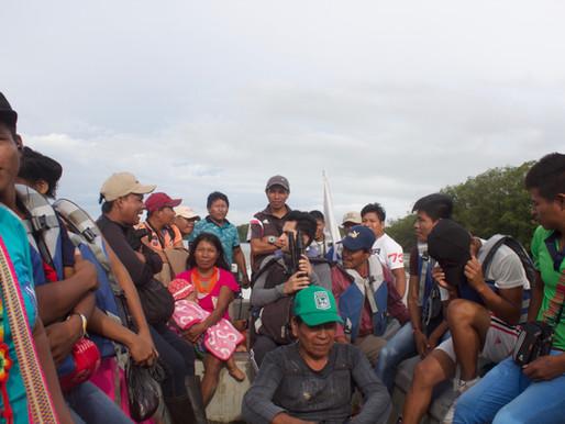 No Guarantees for the Indigenous Community of Pichima Quebrada