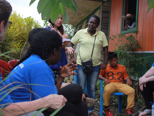 Afro-Colombian Communities of the Naya River Defend Their Lives and Lands
