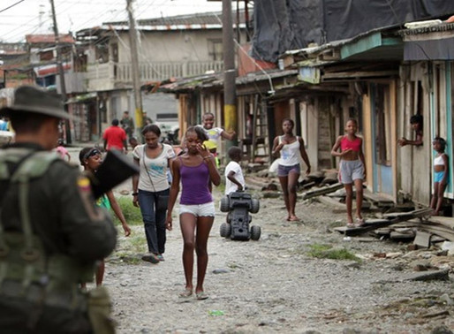 Confrontations between armed groups causes mass displacement in Buenaventura
