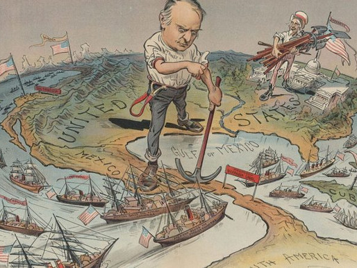 It's Official: the Monroe Doctrine Is Back