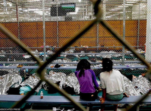 Children of the Monroe Doctrine: The Militarized Roots of America's Border Calamity