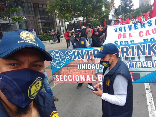 Paramilitaries Threaten Brink's Workers in Bogotá