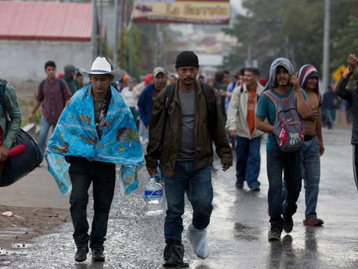 Solidarity Statement with the October Migrant Caravan