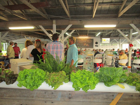 "Carteret Local Food Network's May 5, ""Farms, Food, and Friends"""